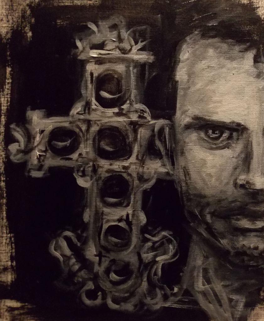 "Illustration for ""Klinghofer's Folly"" Copyright (c) 2016 by Jihane Mossalim. Used under license."