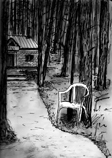"Thumbnail illustration for ""New Horror"" by Tim Soekkha. Used under license."