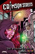 Crimson Streets #5 Cover
