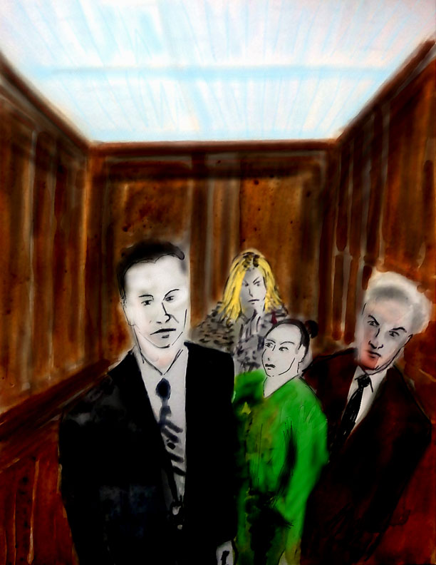 "Illustration for ""Dirty Secrets"" Copyright (c) 2019 by Tim Soekkha. Used under license."