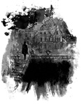 "Thumbnail Illustration for ""Dark Doings in Sedona"" Copyright (c) 2019 by LA Spooner.  Used under license."