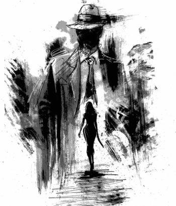 "Illustration for ""Aphrodite"" Copyright (c) 2019 by LA Spooner. Used under license."